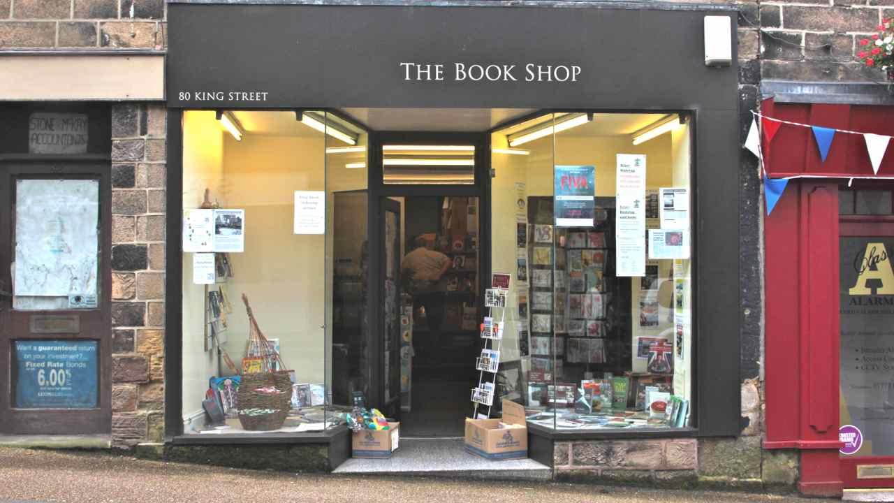 the book shop in belper