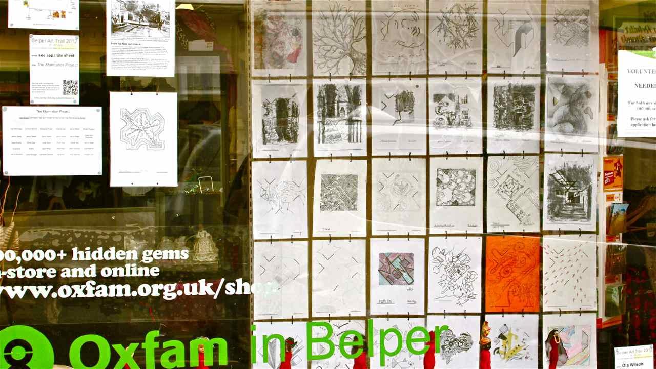 murmation participatory art project