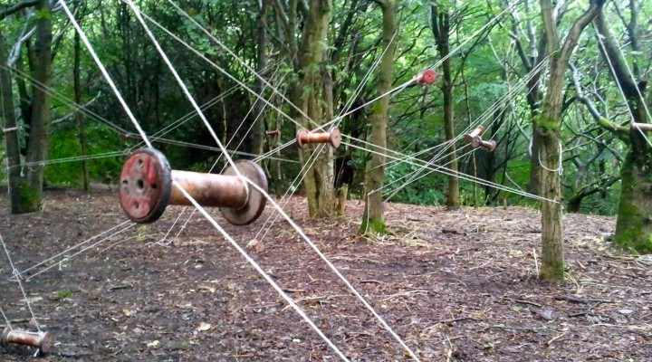 bobbin installation in belper parks